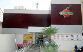 Inauguração Hortifruti em Santos/ SP